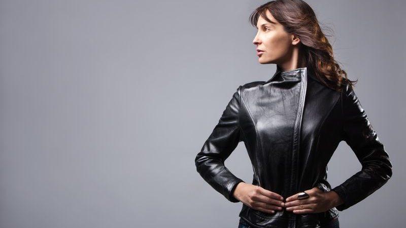 Wie pflegt man eine Lederjacke?